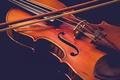 Картинка музыка, скрипка, макро