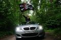 Картинка флаг, пираты, BMW
