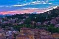 Картинка город, фото, дома, Италия, Verona, Borgo, Trento
