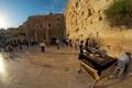 Картинка Израиль, Иерусалим, храмовая гора, стена плача