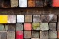 Картинка brick, wood, texture
