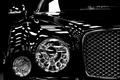 Картинка фары, автомобиль, Bentley Mulsanne, машина