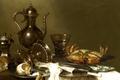 Картинка Голландия, картина, живопись, кувшин, Натюрморт
