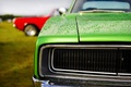 Картинка charger, dodge, green