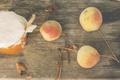 Картинка fruit, peaches, jelly