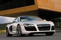 Картинка белая, Audi R8