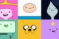 Картинка Adventure Time, Время Приключений, персонажи