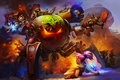 Картинка гном, гоблин, bot, Hearthstone, Goblins vs Gnomes, Hearthstone: Heroes of Warcraft