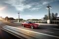 Картинка красный, BMW M6, дорога, скрость, спорт арр, бэха, бумер, BMW