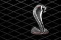 Картинка Змея, решетка, металл