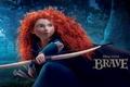 Картинка Pixar, Brave, Disney, Храбрая сердцем