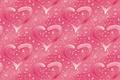 Картинка вода, капли, фон, праздник, сердце, рисунок, текстура, валентинка, нежно, День Святого Валентина