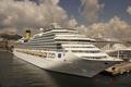 Картинка Италия, Costa Concordia, лайнеры, Naples, Неаполь, порт, причал, Italy