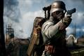 Картинка оружие, война, игра, немец, Battlefield 1, Electronic Arts, солдат, пистолет