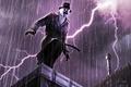 Картинка молния, Хранители, Watchmen, Роршах