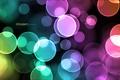 Картинка Цветные, пузыри, design