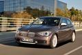 Картинка город, BMW, 125d