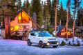 Картинка 2015, Kia off road, KIA Trailster, Trailster, Winter, Off road, Snow, Kia, White, Forest