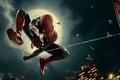Картинка The Amazing Spider-Man, Новый Человек-паук, Superhero, Sony, Columbia Pictures