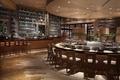 Картинка interior, барная, стойка, кресла, кафе, напитки, бар