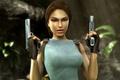 Картинка девушка, пистолеты, Tomb Raider, Lara Croft
