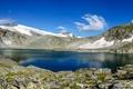 Картинка озеро, горы, природа, nature, lake, Mountains