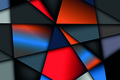Картинка geometry, vector, background, shapes, colorful