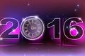 Картинка новый год, праздник, часы