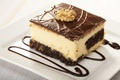 Картинка сладость, шоколад, орех, cake, тортик, chocolate, nuts, sweets