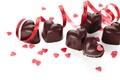 Картинка сердце, шоколад, конфеты, love, heart, romantic, Valentine's Day