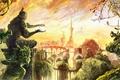 Картинка Ertaç altinöz, turkey, город, горы, друзья, магия