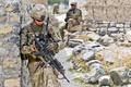 Картинка оружие, война, солдат