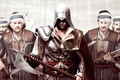 Картинка Assassin's creed, assassin, ax