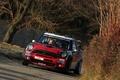 Картинка осень, Красный, Спорт, Mini Cooper, WRC, Ралли, MINI, Мини Купер