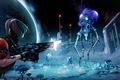Картинка монстры, Gearbox Software, Автомат, Borderlands: The Pre-Sequel, Пандора, 2K Games, 2K Australia