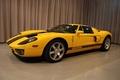 Картинка Ford, yellow, room, drapes, GT