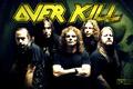 Картинка рок, thrash metal, overkill
