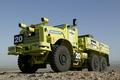 Картинка Truck, Oshkosh, Michelin, Yellow, ilonka, Parker, Other Technics
