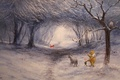 Картинка пятачок, Винни Пух, сова., Тигра, Winnie the Pooh, ослик Иа-Иа