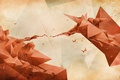 Картинка Сотворение Адама, фигуры, геометрия, абстракция