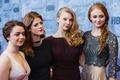 Картинка актрисы, Maisie Williams, Sophie Turner, Rose Leslie, Игра Престолов, Natalie Dormer
