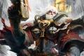 Картинка Warhammer , воительница, настроение