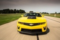 Картинка Yellow, Top Gear, Chevrolet Camaro ZL1