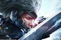 Картинка Metal Gear, Rayden, Metal Gear Rising