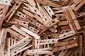 Картинка деревянные, много, прищепки, макро