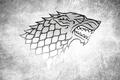 Картинка House Stark, Игра престолов, Game of Thrones, Волк