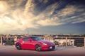 Картинка 370z, red, Nissan, tuning
