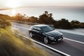 Картинка Mercedes-Benz, скорость, мерседес, CLA-Class, X117, горизонт, универсал