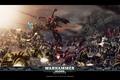 Картинка Warhammer 40000, война, разрушение
